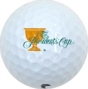 PRESIDENTS CUP Logo (Nike) GOLF BALL