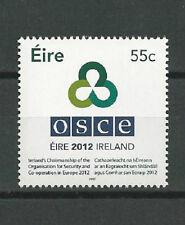 Irlanda mié. nº 2002 ** (2012) correos fresco/Presidencia de Irlanda en la OSCE