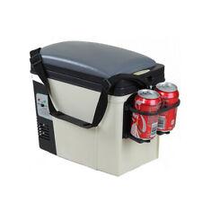 Smeta 12V Car Cooler Warmer Portable RV Mini Refrigerator Camping Travel Fridge