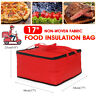 17'' Waterproof Handheld Delivery Pizza Food Storage Insulated Bag Picnic   =