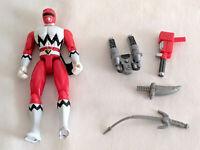 1998 Power Rangers Lost Galaxy Talking Red Galaxy Ranger Figure A2