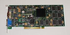 3D LABS 50-116E1-01 P/N 5064-9793 GVX1 32MB AGP VIDEO GRAPHICS CARD