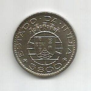 INDIA PORTUGAL 3$00 ESCUDOS 1959