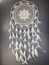 Big big dream Weeding dream Catcher with nature roosters