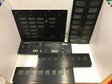 XTZ Class-A 100 D3  original leer  Gehäuse schwarz inc. komplette Schrauben