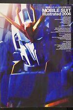 JAPAN Mobile Suit Gundam: Mobile Suit Illustrated 2006 (Art Guide Book)