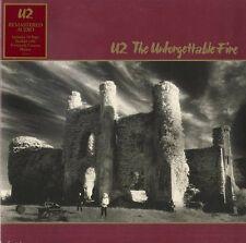 U2 THE UNFORGETTABLE FIRE VINILE LP REMASTERED NUOVO SIGILLATO !!