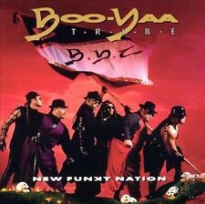 New: Boo-Yaa T.R.I.B.E.: New Funky Nation  Audio Cassette