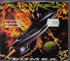 Ramirez-Bomba cd maxi single Red Bullet Italo Dance