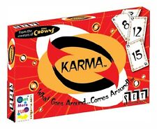 Karma Card Game From SET Enterprises (makers of Quiddler & Five Crowns)