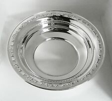 "Sterling Silver Gorham Strasbourg Bowl 9.5"" 1128 Mint Condition"