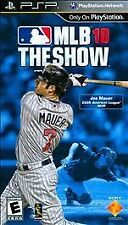 MLB 10: The Show (Sony PSP, 2010)