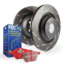 EBC Brakes S4KR1181 S4 Kits Redstuff and USR Rotor
