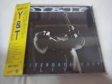 Y&T-Yesterday & Today Live JAPAN 1st.Press w/OBI Dave Meniketti Scorpions