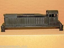 MP-15 UNDECORATED SHELL BY CON-COR FOR HO SCALE CONCOR, FACTORY ORIGINAL NEW