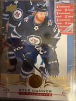 Kyle Connor Jets 2018-19 Upperdeck Series 1 UD Exclusives 84/100