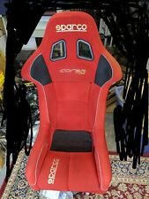 JDM Sparco Corsa Racing Bucket Seat Non-Reclinable drift d1 autocross