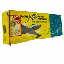 StromBecker F-80 Lockheed Shooting Star Airplane Wood Model Kit Balsa C-32