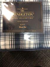 Pendelton King Sheet Set