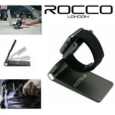 Apple Watch 2 Rocco pliable en aluminium dock de chargement Night Stand Station Holder