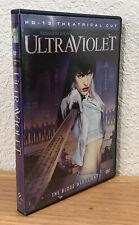 ULTRAVIOLET (DVD, 2006) PG-13 THEATRICAL CUT ~ WIDESCREEN ~ REGION 1