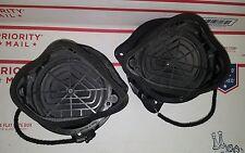 01 02 03 04 Mercedes Benz SLK230 BOSE Door Speakers Set A1708202802 A1708202702