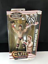 WWE Elite Collection Sheamus Series 17 NEW Wrestling Figure + Necklace & HW-BELT