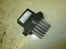 Chrysler heater heating blower fan motor resistor F011500052