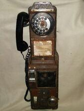 Vintage Florida Telephone Company Pay Phone