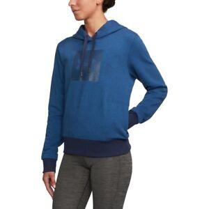 NWT Under Armour Women's Threadborne Fleece Popover Zip pocket Hoodie Pick S~2XL