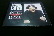 NEW Full Term Love [CD/Vinyl Single] [Single] by Monie Love (CD, 1992, Giant USA