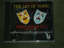 The Art Of Noise Who's Afraid Of The Art Of Noise? Japan CD
