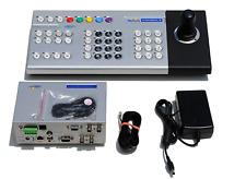 Dedicated Micros Netvu Console, Remote Control Up To 20 Netvu Devices