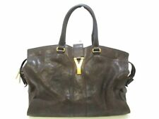Auth YvesSaintLaurent rivegauche (YSL) Cabas Chyc Large 275091