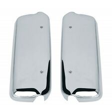 Freightliner Century & Columbia 2005+ Chrome Mirror Covers Driver & Passenger