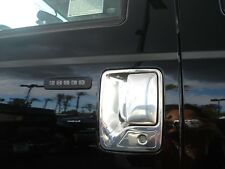 FORD SUPER DUTY F-250/350 1999 - 2015 TFP CHROME STAINLESS DOOR HANDLE COVER-2KH