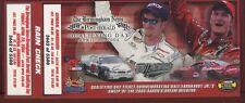 Nascar Collectible Ticket 2004 Talledega 4/23 Dale Earnhardt Jr.