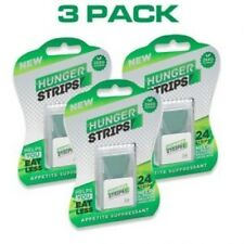 Hunger Strips/Appetite Control/Weight Loss/3 Pack