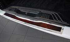 Ladekantenschutz für Mercedes V-Klasse W447 Vito 3 2014-2018 Edelstahl & Carbon