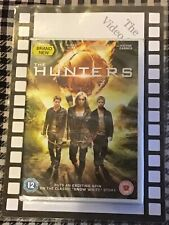 The Hunters DVD (Brand New & Sealed)