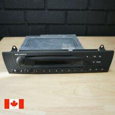 BMW Z4 X3 E85 E86 Business CD Player Headunit OEM 6512 6943437-02