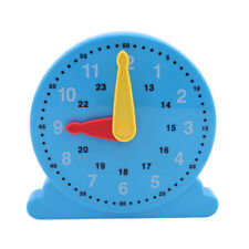 Early Analog Learning Kids Toys Clock Number Early Educational Children Toys FI