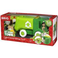 BRIO 30278 My Home Town - Garbage Truck