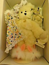 """Annette Funicello Collectable Bear """"Dream Keeper"""" Limited Edition w/ Coa Nib"""