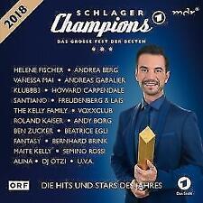 Schlager Champions - Das Grosse Fest Der Besten - Sampler Neu 2018  2CD NEU OVP
