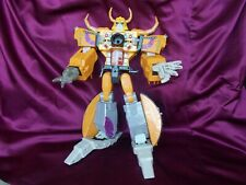 TRANSFORMERS ARMADA 2003 SUPREME CLASS UNICRON MISSING PARTS