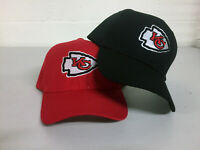 Kansas City Chiefs Cap KC Hat Embroidered Game Men Home Adjustable Curved