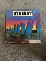 SYNERGY Electronic Realizations For Rock Orchestra  Demo Vinyl LP Record Album