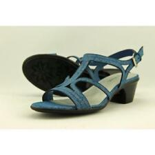 Scarpe da donna blu Easy Street sintetico