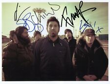 The Deftones (Band) Fully Signed 8 x 10 Genuine In Person Photo + Hologram COA